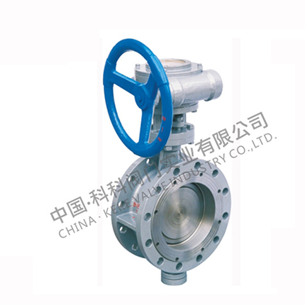 D373H Wafer Type Hard Seal Butterfly Valve