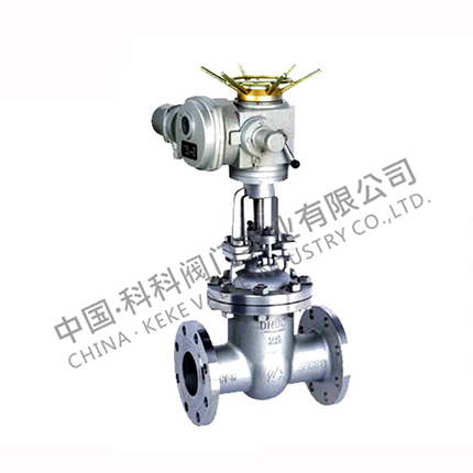 Z941W electric stainless steel gate valve